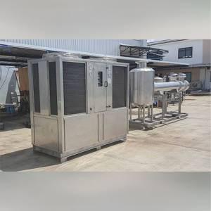 เครื่องทำน้ำเย็นสแตนเลส