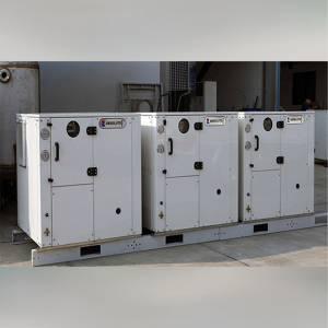 Heat pump ใช้ Blower ส่งลมเย็น